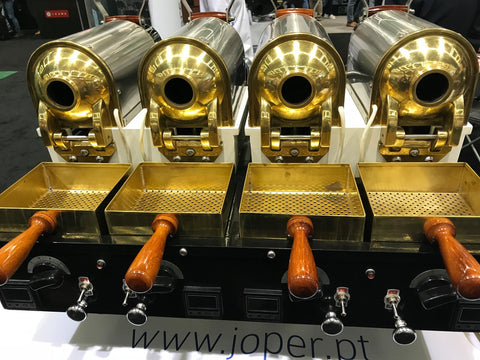Gold Coffee Roasting Machines