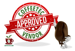 CoffeeTec Approved Vendor Badge