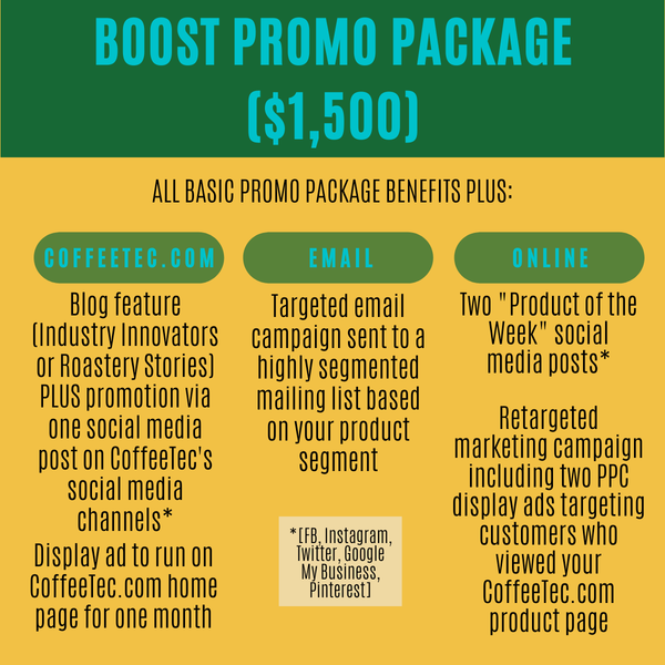 Booster Promo Package