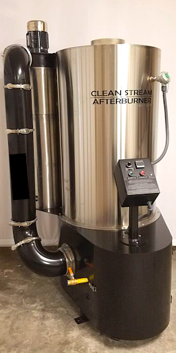 Clean Stream Afterburners Thermal Oxidizer