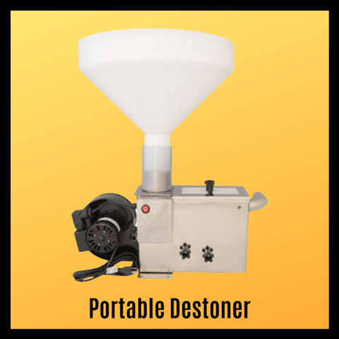 Portable Destoner