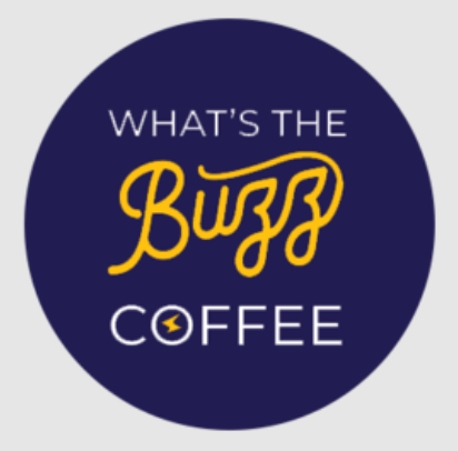 What's The Buzz Coffee Logo