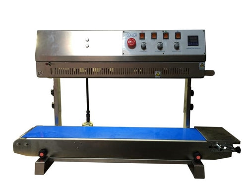 Band Sealer Horizontal with Dry Ink Coding