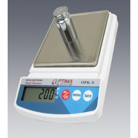 Cupping Scale 0.1g Budget Optima 500gram