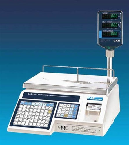 Scales-Label Printer