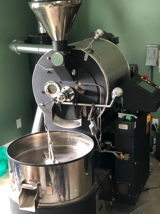 12 Kilo US Drum Roaster Used