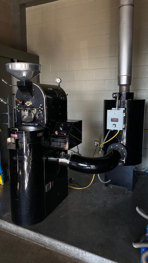 3 kilo: Diedrich IR-3 Roaster and Afterburner - Used