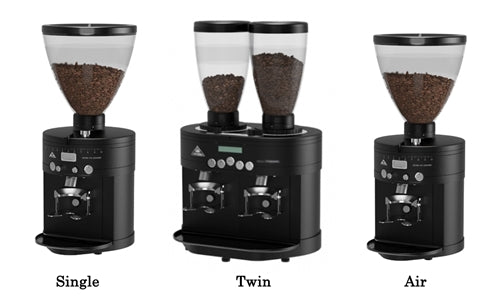 0.4 lbs/min Mahlkoenig K30 Single & Twin & Air Espresso Grinder