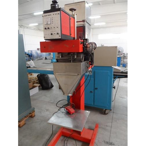 Used Seram Model P-61 Net Weigh