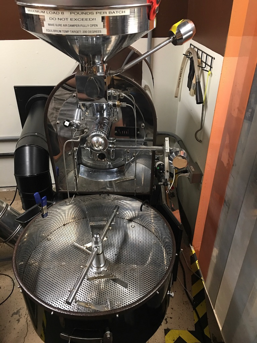 5 Kilo Ambex Roaster & Afterburner