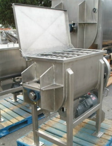"Intermediate ""Food Grade"" Mixers"