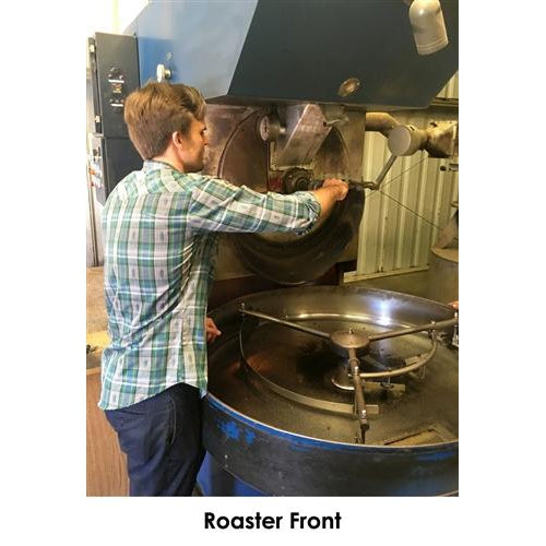 25 kilo: Used Probat and Afterburner . . . $29,000