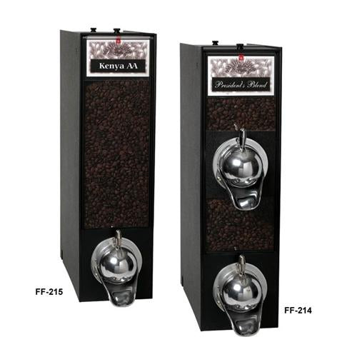 Economy Coffee Dispenser - Roast or Green - 200 Series