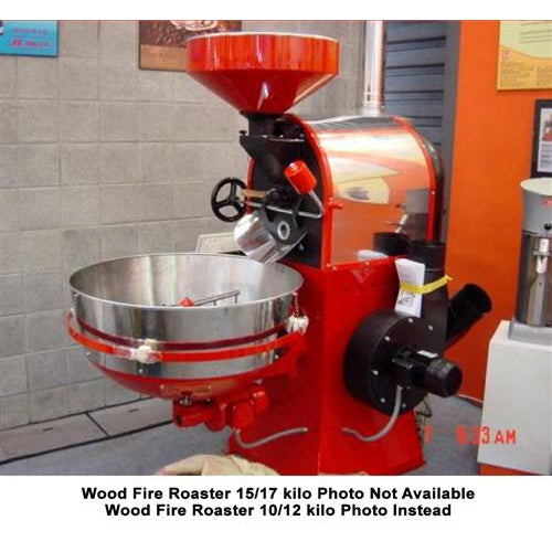 15/17 kilo: Trabattoni Wood Fired Roaster
