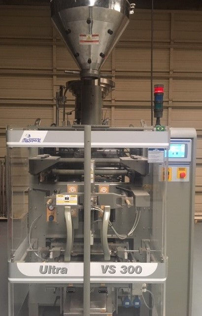 Masipack Ultra VS300 Form-Fill-Seal Packaging Machine - hardly used