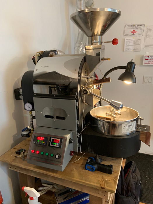 1 Kilo Mill City Roaster - Used