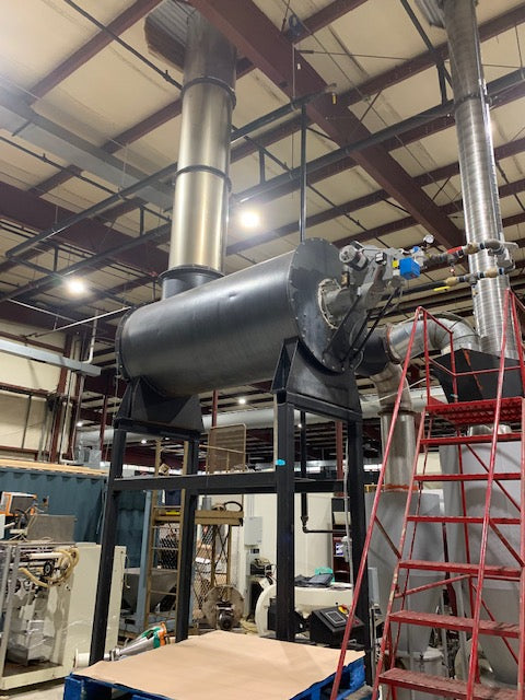 120 Kilo: Probat G120 Roasting Plant - Available RIGHT NOW in the USA!