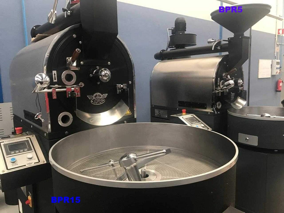 4 x Joper Cast Iron Roasters shipping directly from SCA Expo Boston