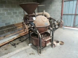Very Rare Ball Cocoa/Coffee Roaster