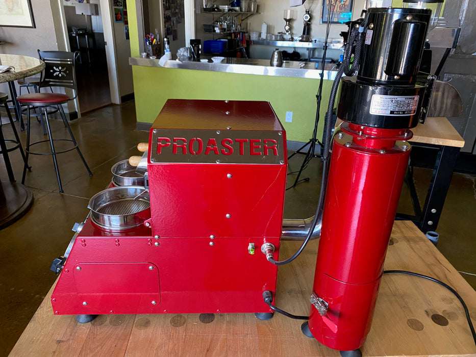 SR: Proaster 2-barrel Sample Roaster  - Used - by Boot Coffee Campus