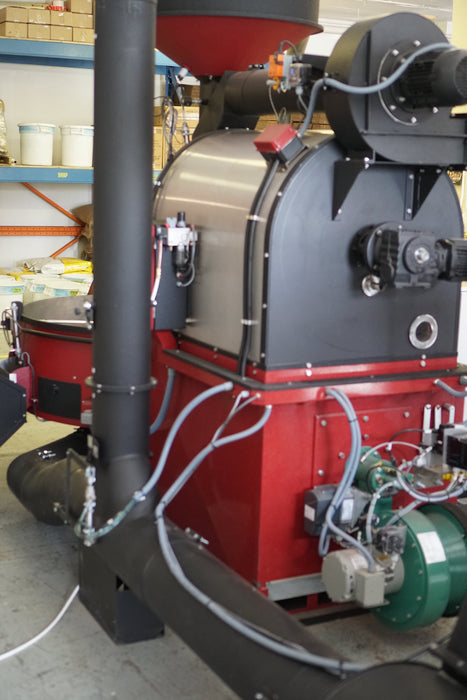 30 kilo: New Joper CRS30 True Cast Iron Roasting Plant  (*Commissioned Only) AVAILABLE NOW