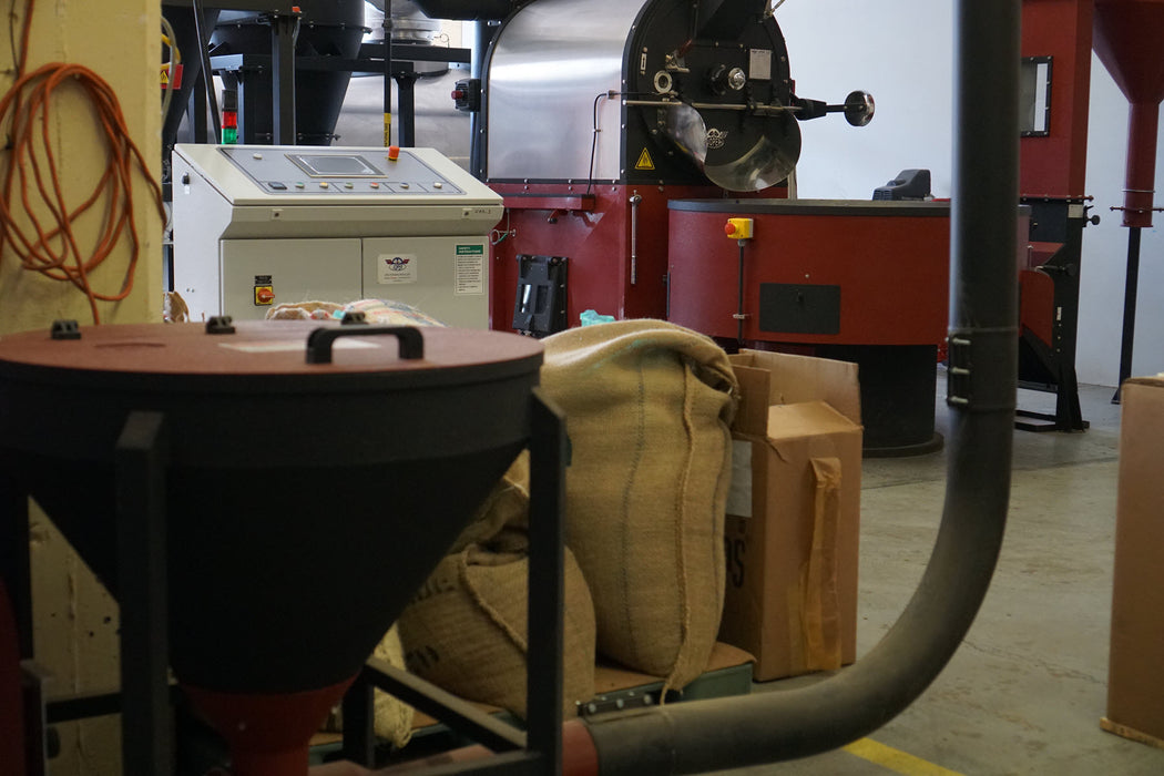 CoffeeTec: New and Used Coffee Roasters and Equipment