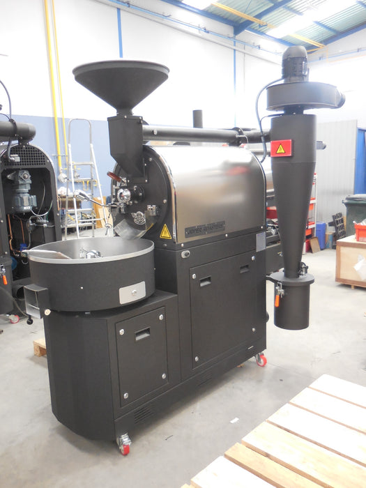5 Kilo: Joper Roaster Model BPR 5 with Advanced Profiling System  - READY TO SHIP NOW