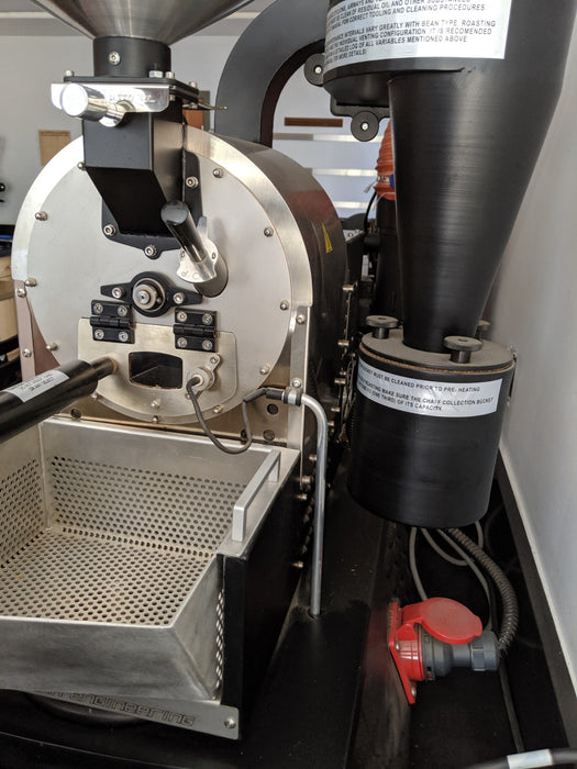 2.4 Kilo: Coffee-Tech 'FZ-94'' Lab Roaster - Used