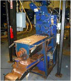 2 Used Gump (MPE) 66-F Roller Mill Grinders