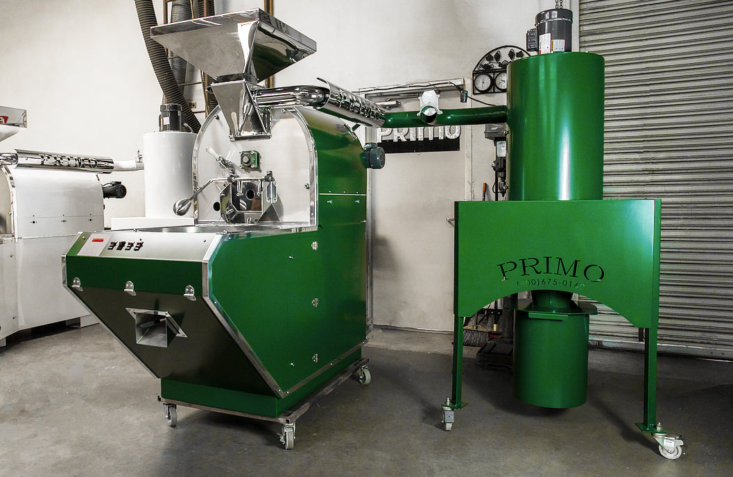 NEW - 20 Kilo: Primo Roaster Model PRI-35 With Cyclone