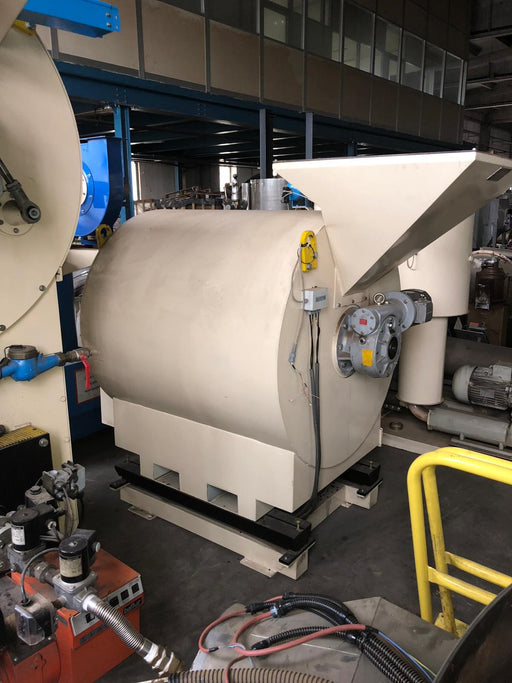 120 Kilo: Petroncini Plant with Roasted Silo System and Pneumatic Transport System - Used