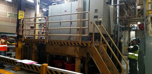 Used Scolari MAC 800S Roller Mill with Accessories