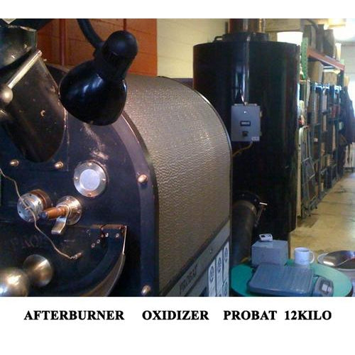 Oxidizer Afterburner