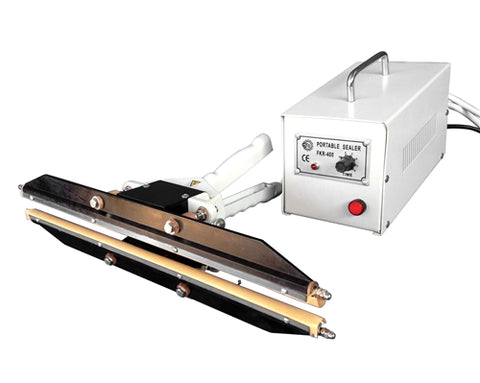 Double Impulse Portable Hand Sealer