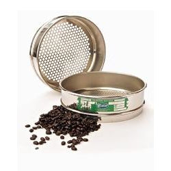 Green Coffee Sizing Sieves 100mm Sets