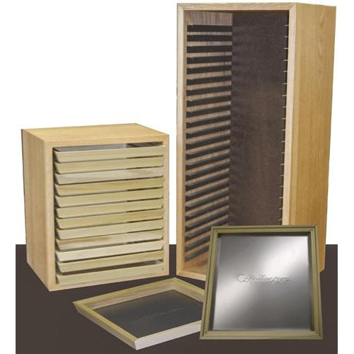 12 inch Square Wood Sizing Screens & Stack Holders