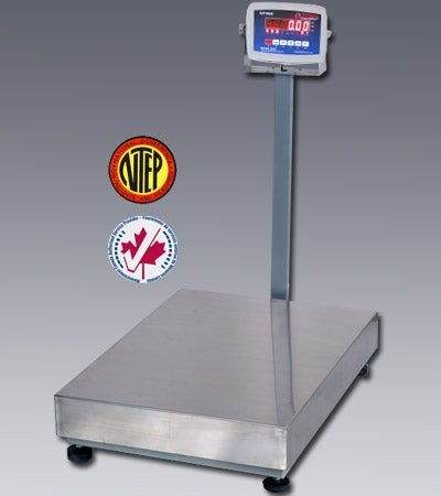 Bench Scale with Column
