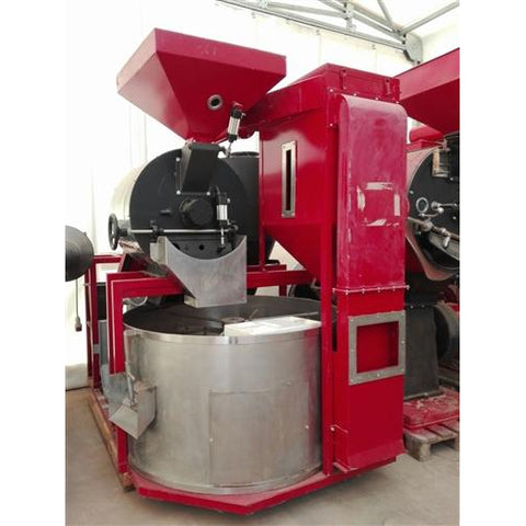 30 kilo: Used/Rebuilt Officine Vittoria Automated Roaster Line