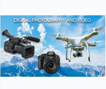 CAMERA, PHOTO, VIDEO AND DRONES