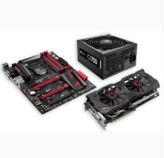 COMPUTER ACCESSORIES, PC COMPONENTS AND PC GAMING