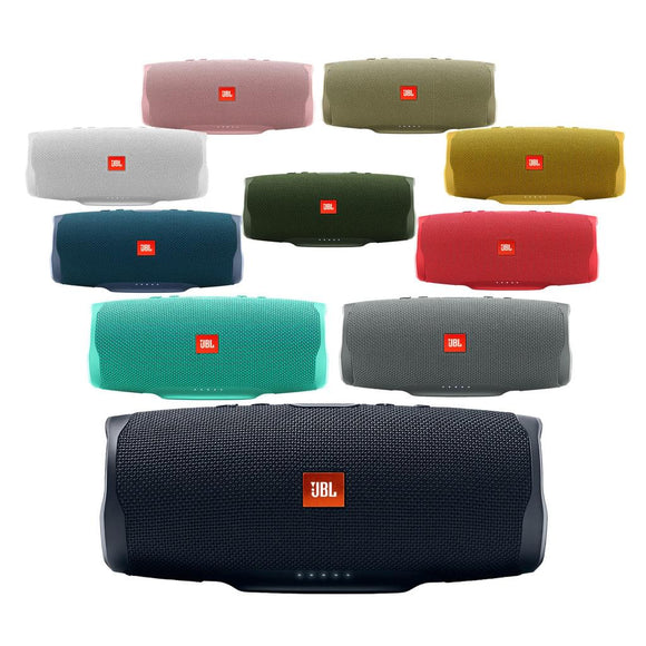 JBL Charge 4 - Waterproof Portable Bluetooth Speaker (B/F)