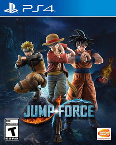Jump force - PS4 Standard Edition