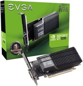 EVGA GeForce GT 1030 Graphics Card