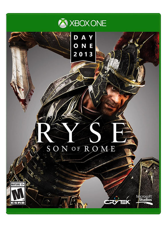 RYSE Son of Rome Game - Xbox One