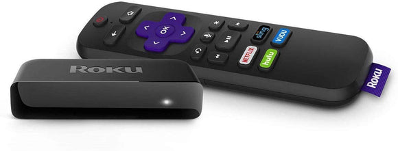 Roku Premiere+ 4K HDR Streaming Player (B/F)