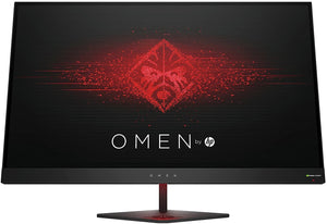 HP OMEN 27 Inch Gaming Monitor QHD 165Hz 1ms NVIDIA G-SYNC