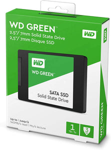 Western Digital GREEN 1TB 2.5in SATA III Internal SSD