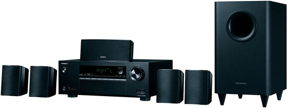 Onkyo HT-S3900 - home theater system - 5.1 surround