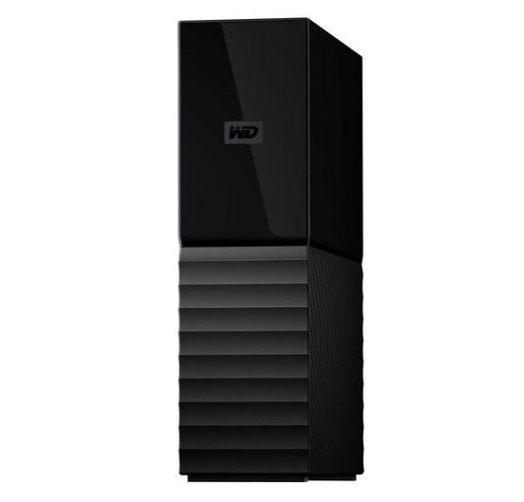 WD 4TB My Book Desktop External Hard Drive, USB 3.0 WDBBGB0040HBK-NESN
