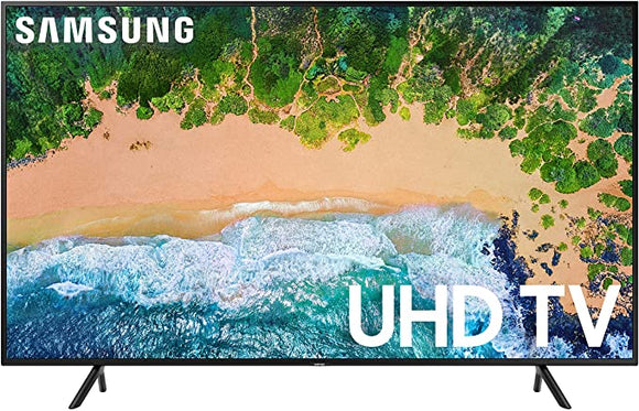 Samsung Flat 58-Inch 4K UHD 6080 Series Ultra HD Smart TV